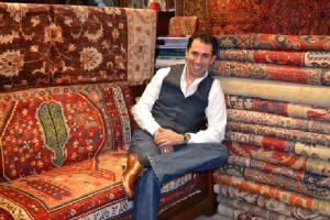 Noahs Ark Rug Shop Istanbul