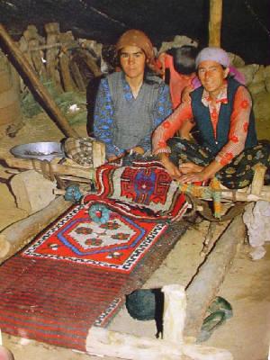 History Of Nomadic Kilims Amp Carpet Weaving In Turkey